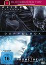 Prometheus - Dunkle Zeichen & Alien: Covenant ProSieben Blockbuster Tipp (DVD)