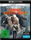 Rampage: Big Meets Bigger - 2 Disc Bluray (4K Ultra HD BLU-RAY)