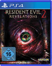 Resident Evil: Revelations 2 (Software Pyramide) (PlayStation 4)