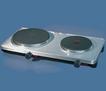 AK 3099 Doppelkochplatte Gussheizplatten Ø145mm Ø180mm