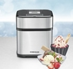 IM 12 4in1 Eismaschine für Eis, Frozen Yogurt, Sorbet, Slush