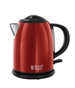 20191-70 Colours Flame Red Wasserkocher 2200W 1,0l Perfect Pour