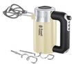 25202-56 Retro Vintage Cream Handmixer Soft-Touch-Griff