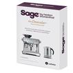 The Descaler Entkalker für Espressomaschinen, Kaffeeautomaten, Wasserkocher