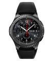 Gear S3 Frontier Smartwatch 22mm 4GB Android, IOS Super AMOLED