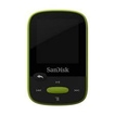 "Clip Sport MP3-Player 8GB 1,44"" Display FM MP3 OGG WMA FLAC AAC"