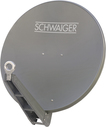 SPI075PA 011 Alu-Spiegel 75cm Satellitenantenne