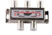 VTF7844 531 4-fach Verteiler (12dB) für Kabel-, Antennen-, Satanlagen