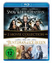 Snow White & the Huntsman / The Huntsman & The Ice Queen - 2 Disc Bluray (BLU-RAY)
