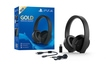 PS4 Wireless-Headset Gold Edition 7.1 Virtueller Surround Sound