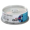 DVD+R Rohlinge 4,7GB 120min 25er Spindel 16x
