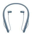 WI-H700L High Resolution In-Ear Kopfhörer Bluetooth NFC Headset-Funktion