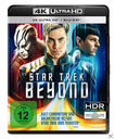 Star Trek Beyond - 2 Disc Bluray (4K Ultra HD BLU-RAY)