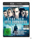 Star Trek Into Darkness - 2 Disc Bluray (4K Ultra HD BLU-RAY + BLU-RAY)
