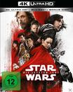 Star Wars: Die letzten Jedi (4K Ultra HD BLU-RAY + BLU-RAY)