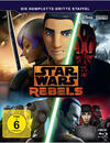 STAR WARS REBELS - Die komplette dritte Staffel BLU-RAY Box (BLU-RAY)