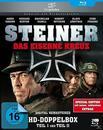 Steiner - Das Eiserne Kreuz - Teil 1 & 2 Anniversary Edition (BLU-RAY)