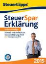 Steuer-Spar-Erklärung 2015 Selbstständige (PC)