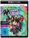 Suicide Squad Extended Cut (4K Ultra HD BLU-RAY + BLU-RAY)