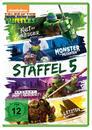 Tales of the Teenage Mutant Ninja Turtles: Season 5 - Boxset DVD-Box (DVD)