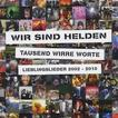Tausend Wirre Worte-Lieblingslieder 2002-2010 (Wir Sind Helden)