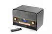 TX-102 Retro Bluetooth DAB+-Radio mit CD-Player & USB