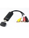 USB 2.0 Video Grabber USB 2.0, S-Video, Video-Cinch, Stereo-Audio