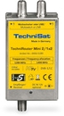 TechniRouter Mini 2/1x2 PIN-Code-Technologie