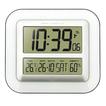 WS-8006 Funkwanduhr Zeitzoneneinstellung Innentemperatur