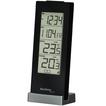 WS 9767 Temperaturstation Funkuhr Weckalarm Zeitzoneneinstellung