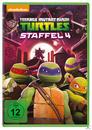 Teenage Mutant Ninja Turtles - Staffel 4 DVD-Box (DVD)