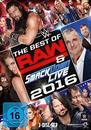 The Best of Raw & Smackdown 2016 (DVD)
