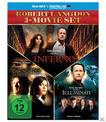 The Da Vinci Code - Sakrileg, Illuminati, Inferno Bluray Box (BLU-RAY)