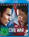 The First Avenger: Civil War (BLU-RAY)