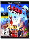 The Lego Movie (4K Ultra HD BLU-RAY + BLU-RAY)