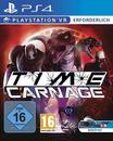 Time Carnage VR (PlayStation 4)
