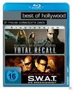 Total Recall, S.W.A.T. - Die Spezialeinheit - 2 Disc Bluray (BLU-RAY)