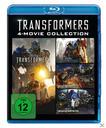 Transformers 1-4 Collection Bluray Box (BLU-RAY)