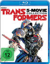 Transformers - 5-Movie Collection BLU-RAY Box (BLU-RAY)