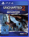 Uncharted 2: Among Thieves Remastered (PlayStation 4)