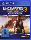 Uncharted 3: Drake's Deception Remastered (PlayStation 4)