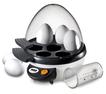 38641 Eierkocher für bis zu 7 Eier Wassereinfüllmessbecher
