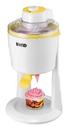 48860 Softi Eismaschine für Softeis 18W 1,2l Schüsselkapazität