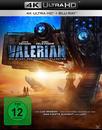 Valerian - Die Stadt der tausend Planeten Combo Pack (4K Ultra HD BLU-RAY + BLU-RAY)