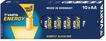 Energy Mignon AA 4106 1,5 V Batterie Alkali-Mangan 10er Pack