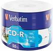 CD-R 700MB CD-Rohlinge 50er-Spindel Wrap printable 52x