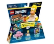 Lego: Dimensions - The Simpsons Level Pack