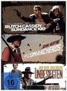 Western Box: Butch Cassidy und Sundance Kid / Die Comancheros, Die Unbesiegten DVD-Box (DVD)