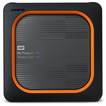 MY PASSPORT Wireless SSD 500GB SSD-Speicher SD-Kartenleser