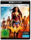 Wonder Woman - 2 Disc Bluray (4K Ultra HD BLU-RAY + BLU-RAY + DVD)